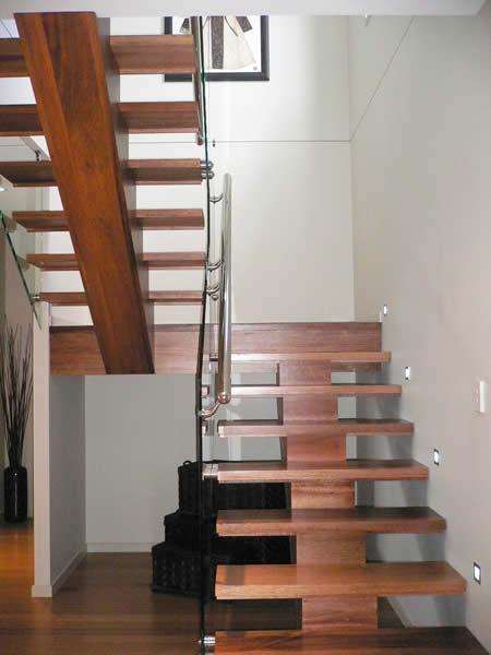 mono stringer stair