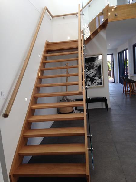 open house staircase