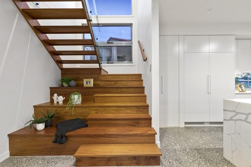 Open Treads Stepped Stairs Local